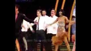 Nicky Byrne & Karen Hauer SCD 2014 Live Group Encore 20-01-14