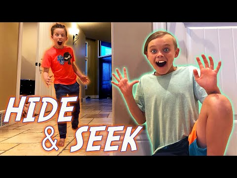Hide & Seek in a Mansion with my Youtube Friends!