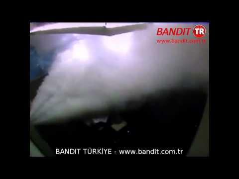 Bandit Alarm Sistemleri - Kuyumcudaki soygun büyümeden engellendi