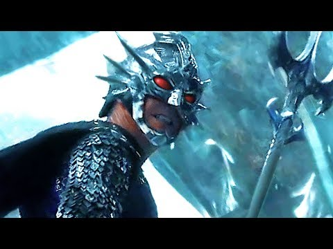 AQUAMAN Final Trailer  Jason Momoa