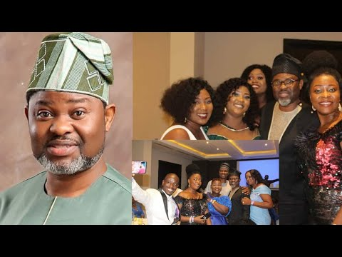 WATCH Yoruba Actor Yomi Fash-Lanso Wife, Kids And More Than 10 Things You Never Knew
