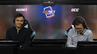 (Ru) GG.BET SHUFFLE  |  Closed Qualifier EU | LDLC vs Heroic | map 2 | bo 3 | @c0stajan & @Toll_tv