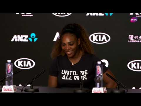 Serena Williams Press Conference | 2019 Australian Open First Round