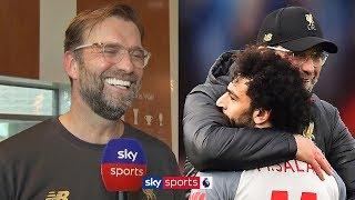 Jurgen Klopp previews Liverpool v Man United and discusses Mo Salah's incredible form! 🔥