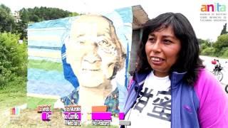 Video: homenaje a Doña Pastora, segunda estación de la Senda de los Murales