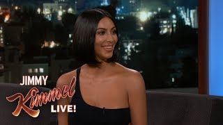 Kim Kardashian West Was Naked When Donald Trump Called