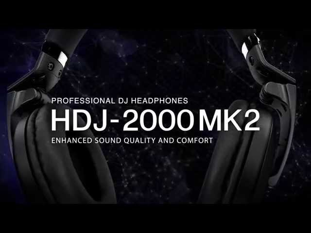 Pioneer HDJ-2000MK2 Official Introduction
