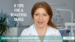 How to have a beautiful smile: 6 tips from a dentist.