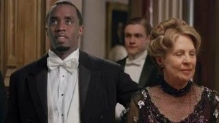 Diddy Does Downton And More Celebrity Viral Videos! | POPSUGAR News