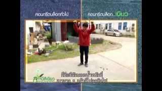 ช่วงคนไทยฯ:คอนกรีตบล๊อกเขียว