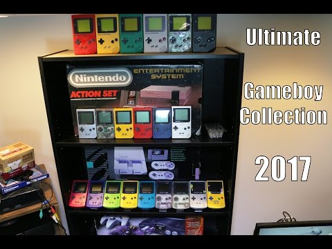 Ultimate Gameboy Collection 2017
