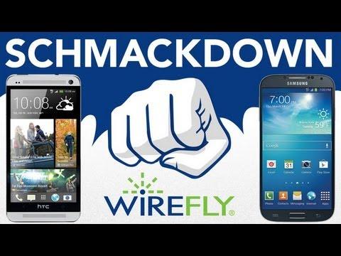 Camera Schmackdown HTC One vs Samsung Galaxy S 4 by Wirefly