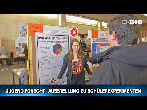 JUGEND FORSCHT | AUSSTELLUNG zu SCHÜLEREXPERIMENTEN