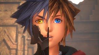 Kingdom Hearts 3 - All Cutscenes Full Movie HD