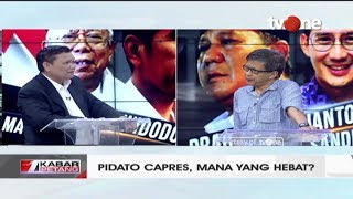 Download Video Dialog: Pidato Capres, Mana Yang Hebat? (Rocky Gerung & Emrus Sihombing) MP3 3GP MP4