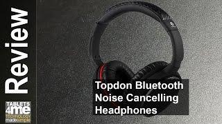 Video Topdon Bluetooth Noise Cancelling Headphones MP3, 3GP, MP4, WEBM, AVI, FLV Juli 2018