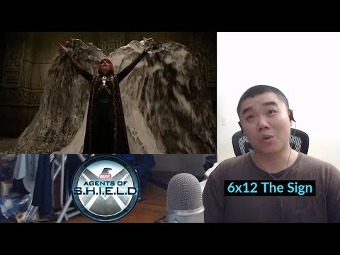 Agents of SHIELD Season 6 Episode 12- The Sign Reaction and Discussion!