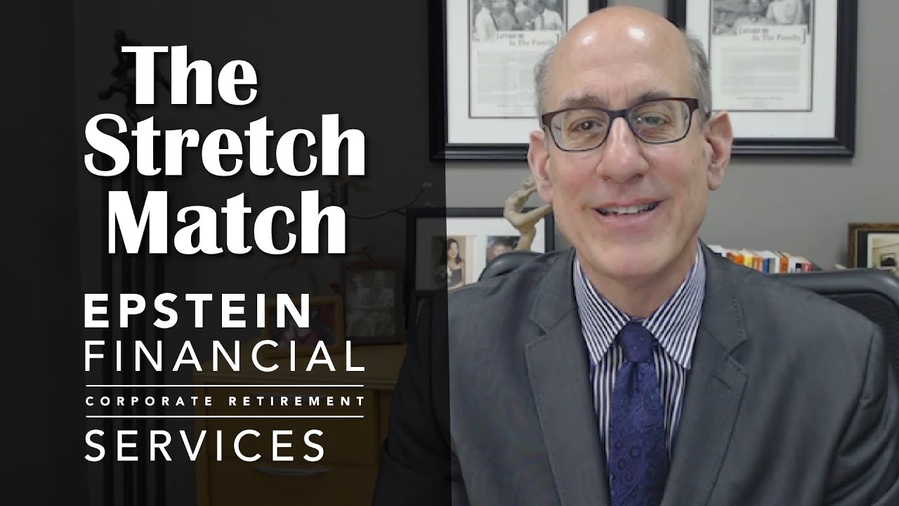 The Stretch Match and Courageous 401(k) Plan Design