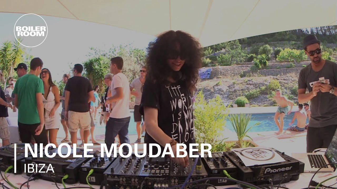 Nicole Moudaber - Live @ Boiler Room Ibiza Villa Takeovers 2013