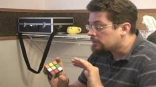The Right way to Solve a Rubik's Cube