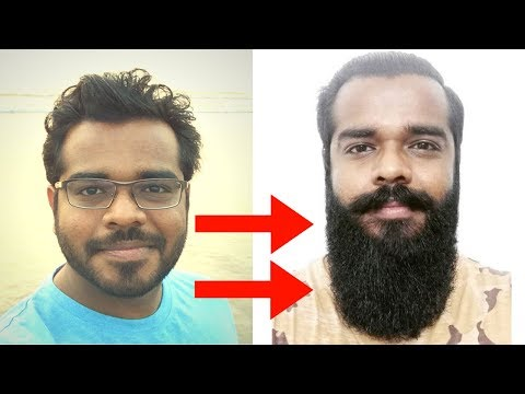 4 Things to know before you grow a YEARD | Yeard Update
