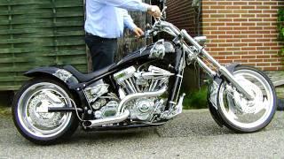 8. Der Hammer American Ironhorse Slammer