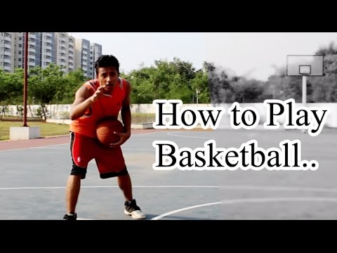 Πως να μάθετε μπάσκετ (για αρχάριους)