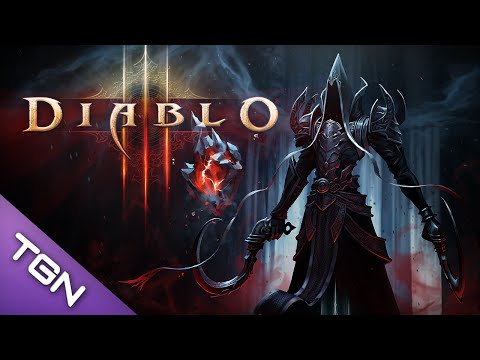 Diablo 3 Ultimate Evil Edition : PS4 Console Version Gameplay & Review