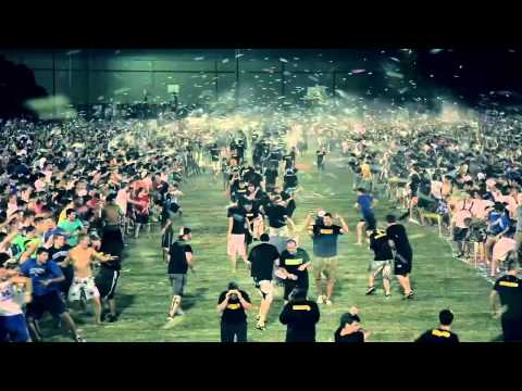 World's Largest Water Balloon Fight 2011