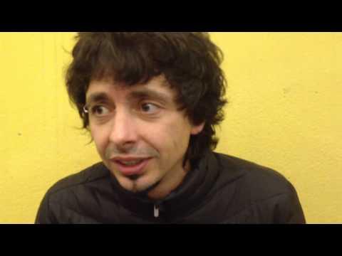 Intervista Riccardo Sinigallia, Sanremo 2014