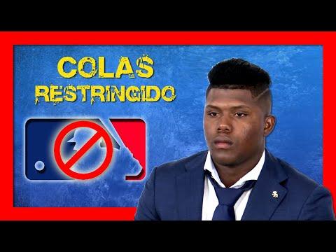 Cubano Oscar Luis Colás no podrá firmar con la MLB por el momento