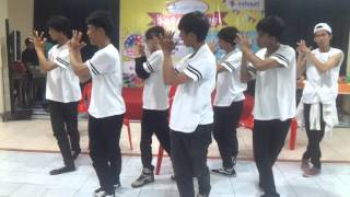 Samarinda Indonesia  city photos gallery : [Dance Cover] BTS - Just One Day by D'One Samarinda Indonesia (140618)