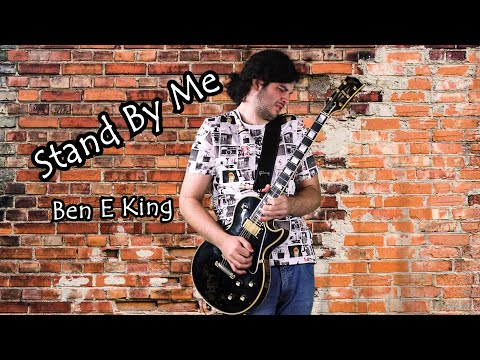 """Ben E. King  """"Stand by Me"""" Cover by Andrei Cerbu"""