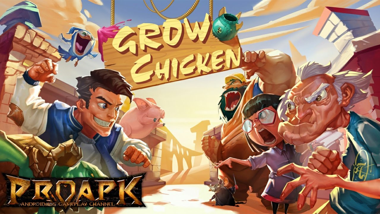 Chicken Grow