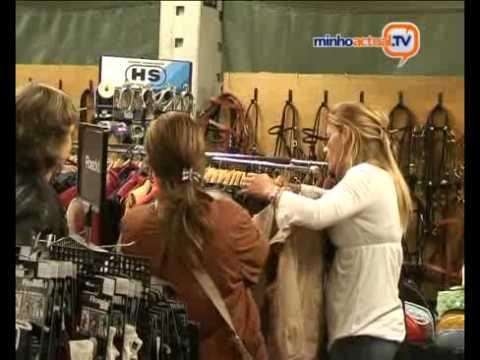 Reportagem da MinhoActual.tv sobre a 1ª Feira do Cavalo de Ponte de Lima, que decorreu de 28 de J...