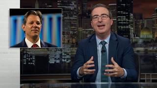 Brazilian Elections: Last Week Tonight com John Oliver (HBO) - Programa Legendado PT (BR) Parte 2