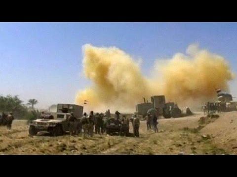 Ιράκ: Μάχες σώμα με σώμα για την ανακατάληψη της Φαλούτζα