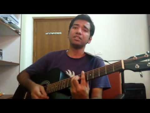 Main Tainu Samjhava ki Guitar Cover