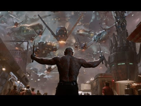 Guardians of the Galaxy (UK Trailer)