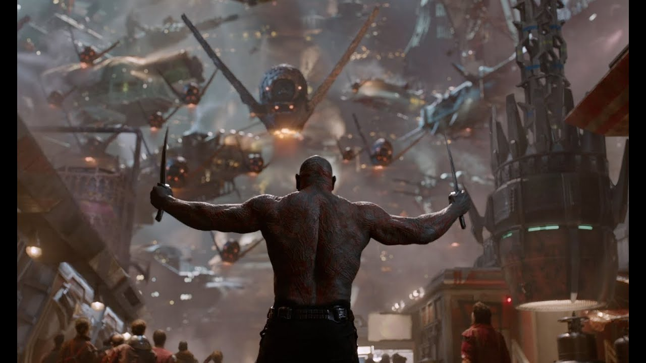 Trailer for Guardians of the Galaxy (2014) Image
