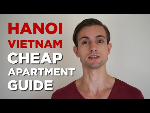 How To Find A Cheap Accomodation in Hanoi Vietnam