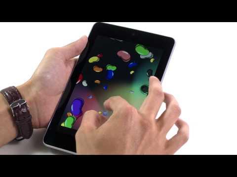 Google Nexus 7 - pierwsze wrażenia
