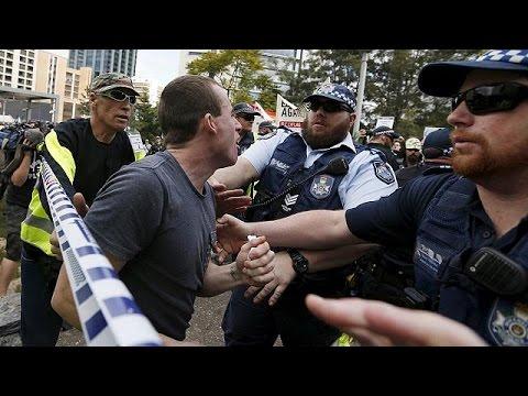 Αυστραλία: Αντιρατσιστικές οργανώσεις εναντίον εθνικιστών στην Μελβούρνη