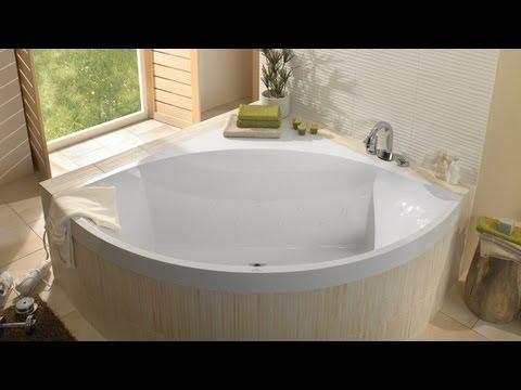 villeroy et boch squaro baignoire quaryl hexagonale avec. Black Bedroom Furniture Sets. Home Design Ideas