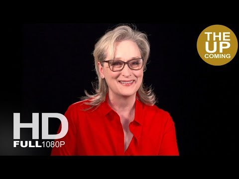 Meryl Streep interview on The Post, female empowerment, Steven Spielberg and Tom Hanks