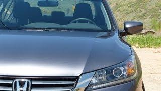 2013 Honda Accord Sport 0-60 MPH Drive&Review