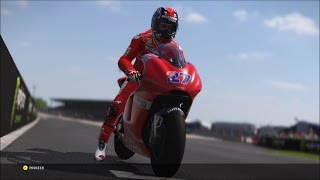 4. Ducati Desmosedici 2007 - Valentino Rossi The Game - MotoGP 16 - Test Ride Gameplay (HD) [1080p]
