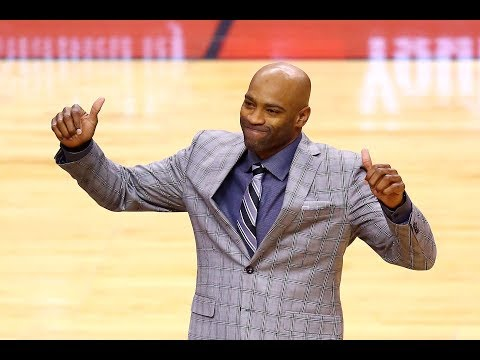 Toronto Raptors Honored Vince Carter And Other Legends At Game 5 | NBA Finals