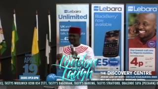 Seyi Law -  ''yoruba Men & Their Predictions'' - London Must Laugh With Seyilaw 19th April