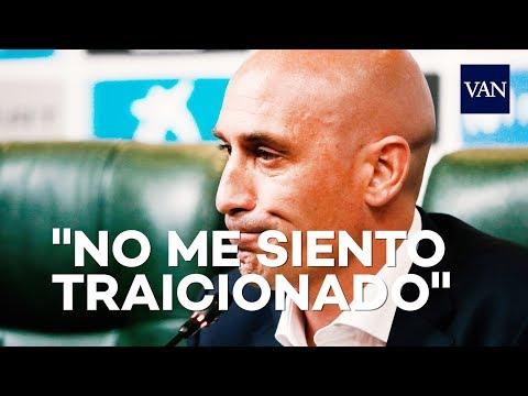Luis Rubiales: